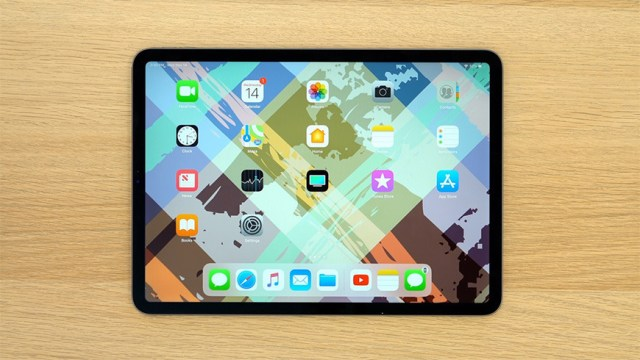 The 10.8-inch iPad is rumored to sport an iPad Pro-like bezel design.