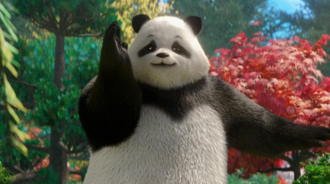 Stillwater, the panda
