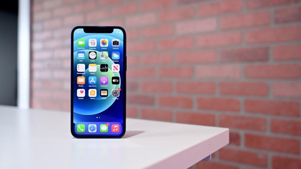 The new iPhone 12 mini