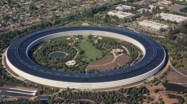 Groundscrapers: The Apple Park