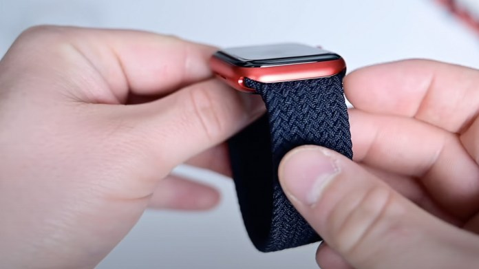 The Braided Solo Loop is a luxury for any Apple Watch owner