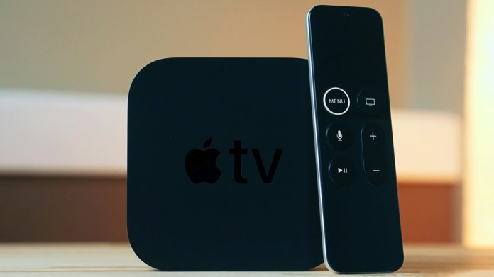 Apple TV 4K makes a great Valentines Day gift