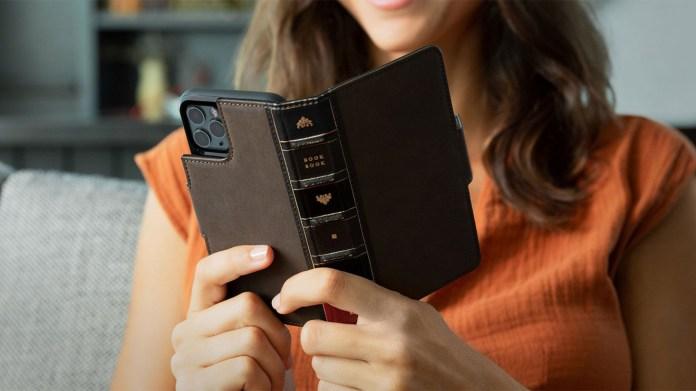 Twelve South BookBook v2 for iPhone
