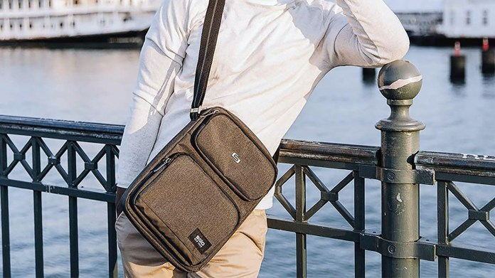Solo New York Ludlow Universal Tablet Sling Bag