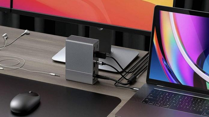 HyperDrive Thunderbolt 3 USB-C Dock