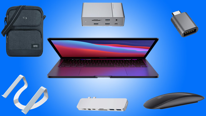 We look at the top accessories for the M1 MacBook Pro