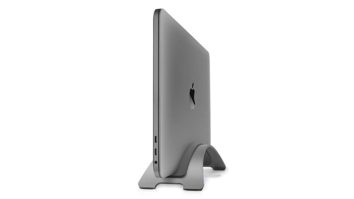 Twelve South BookArc vertical stand for Mac