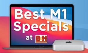 $ 100 discount on M1 Mac mini, $ 150 MacBook Air