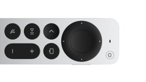 The new Siri Remote lacks the U1 chip for precise Find My integration