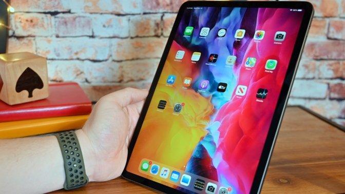 Apple's current iPadOS 14