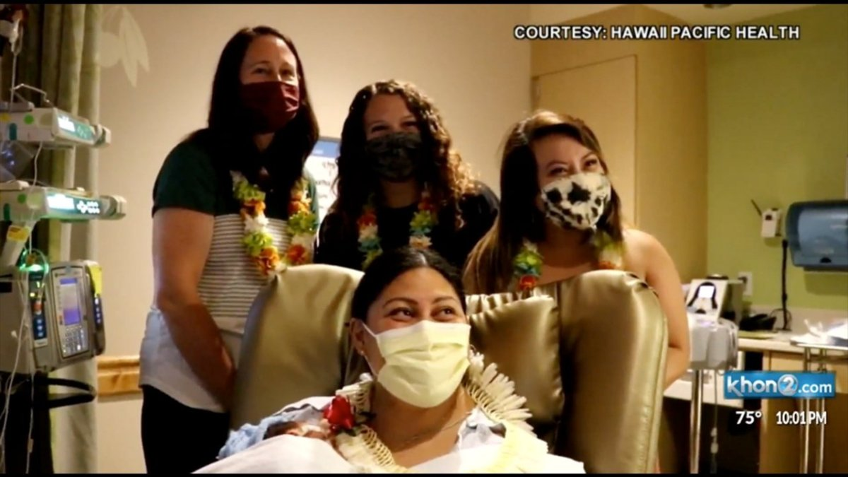 Image Credit: Hawaii Pacific Health/KHON2