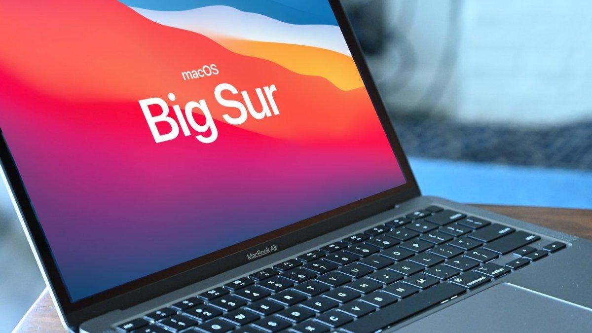 Apple releases macOS Big Sur 11.5