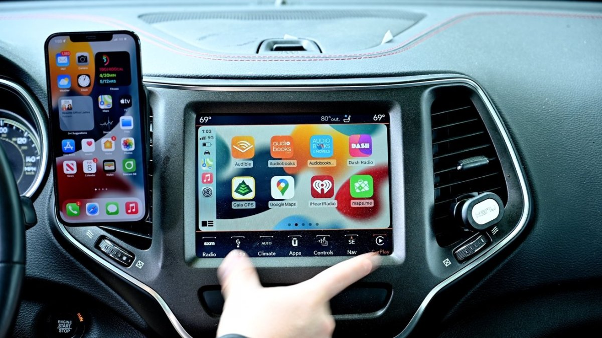 CarPlay in iOS 15