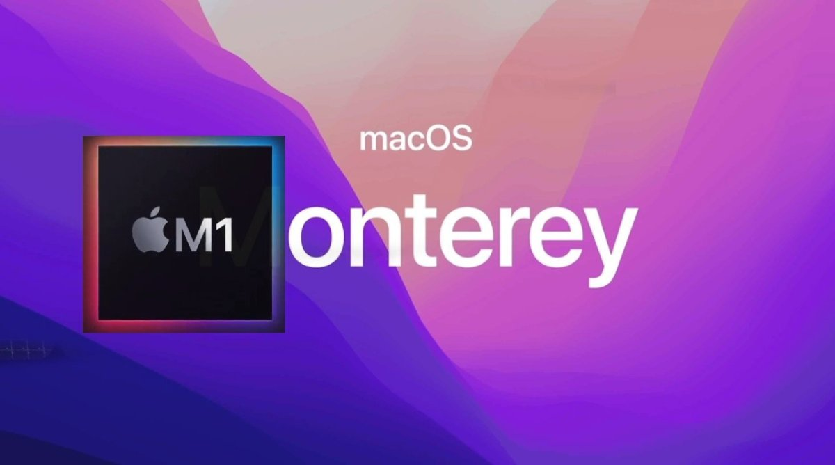 The best of macOS Monterey will need an M1 processor, or later