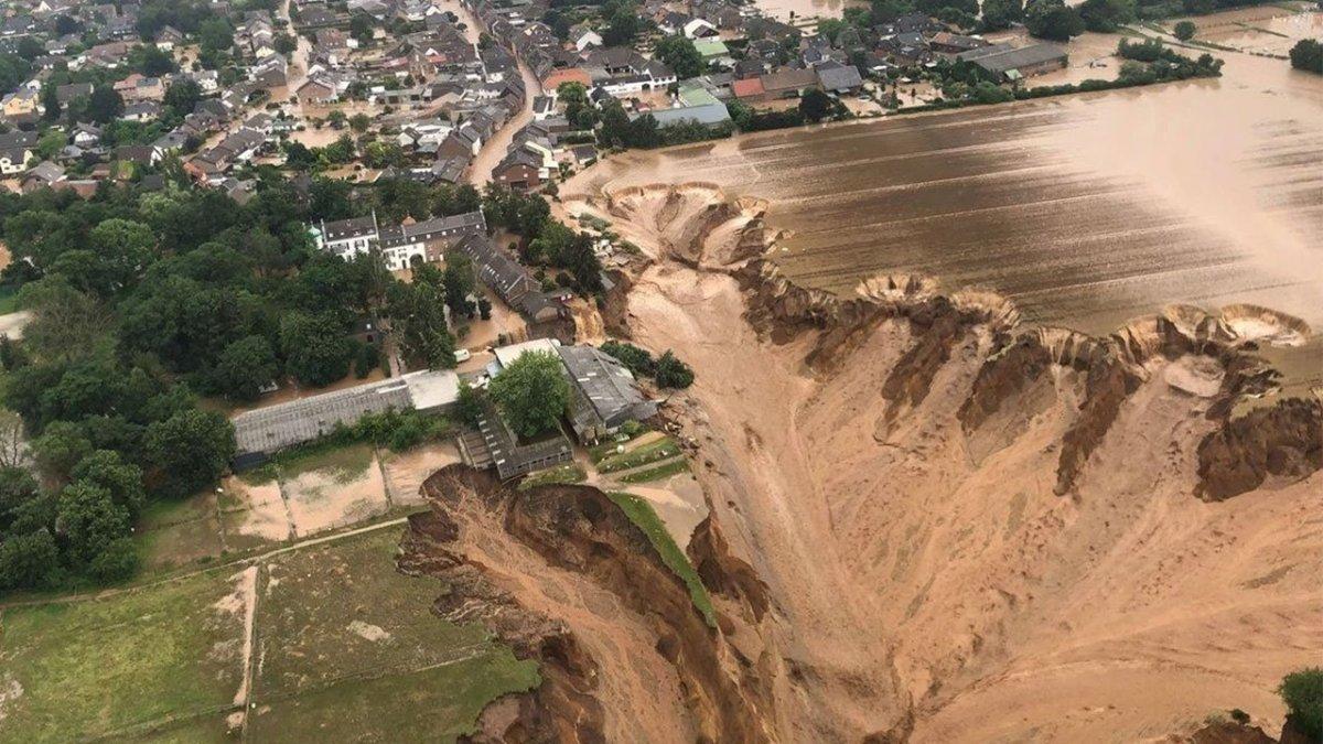 Western Europe Flood