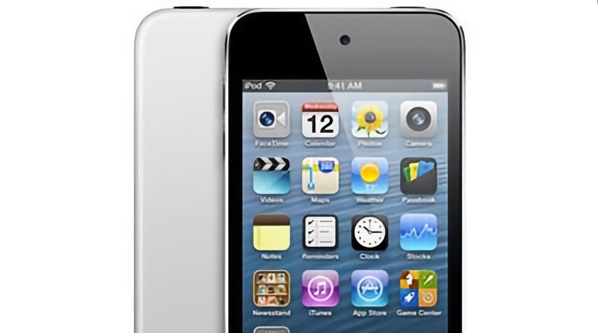 The 2013 iPod touch dropped the rear camera to lower costs
