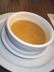 Thai Pumkin Soup