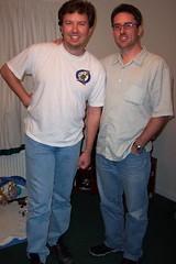 Duncan & Steve Kane, St. Andrews, UK