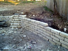 05-03-24 Backyard Retaining Wall