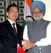 CHINA E INDIA