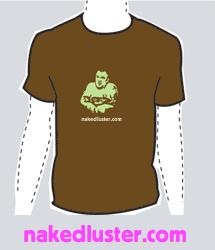 NakedLuster.com T-Shirt