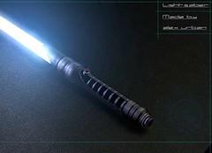 A Lightsaber