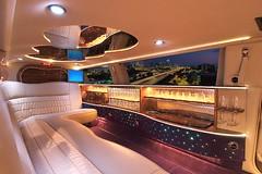 Hummer Limousine - Interior