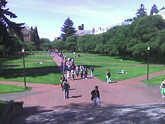 Hanging at the UW