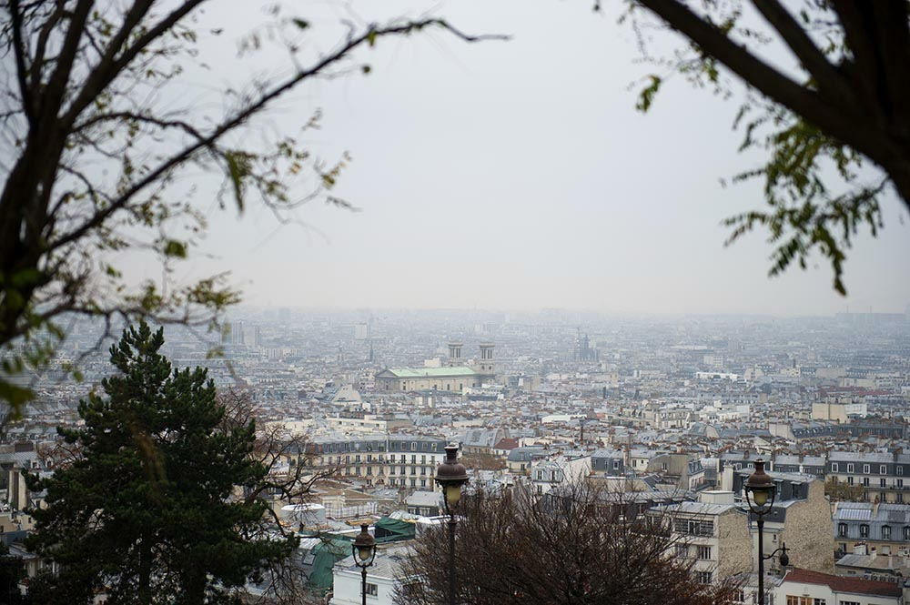 Paris, Montmatre, advent, winter, cute
