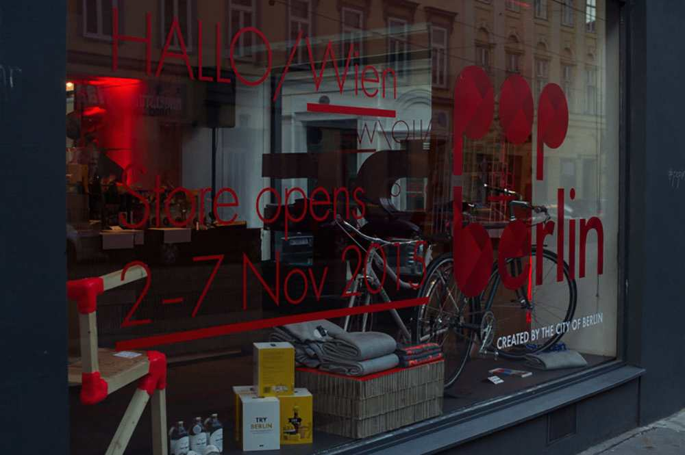 pop into berlin, pop up store, berlin, made in germany, sneak in, vienna, 1070