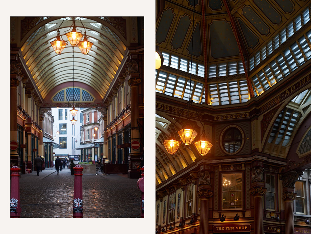 london, uk, travel, leadenhall market