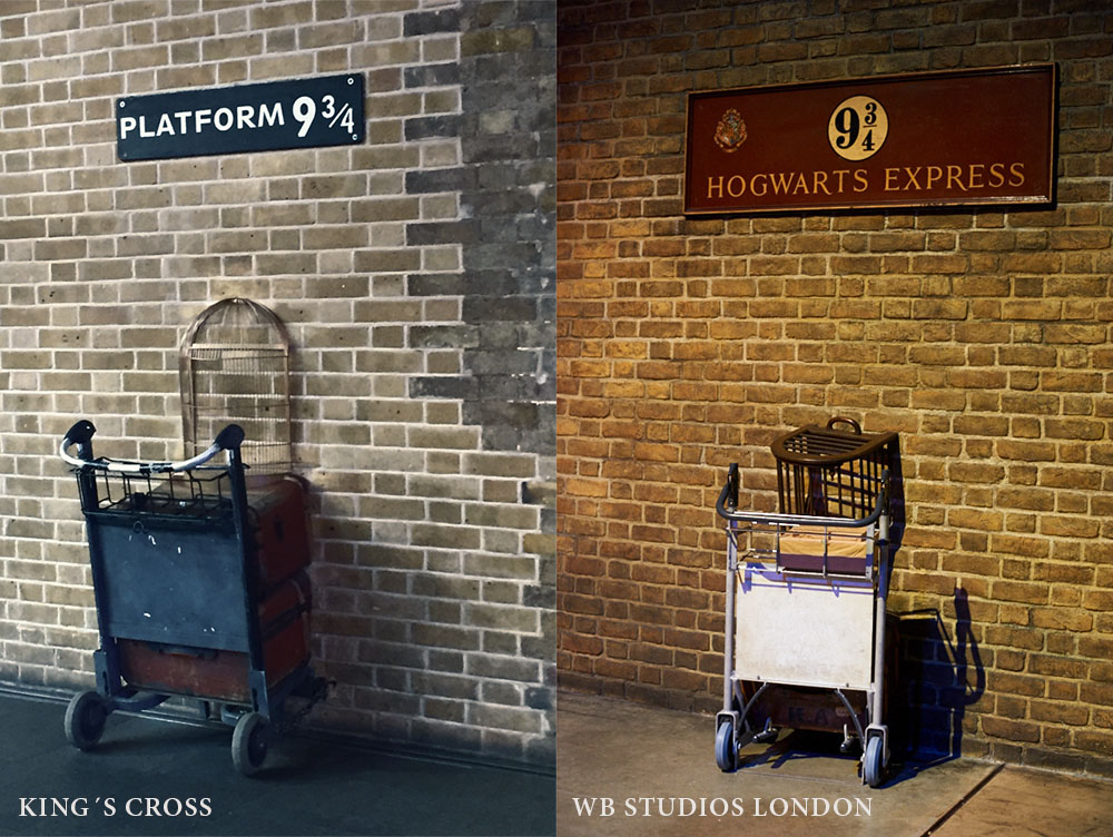 harry potter, london, uk,