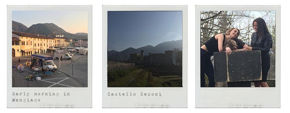 castello ceconi, italy, graphistudio, workshop, spring, ursula schmitz