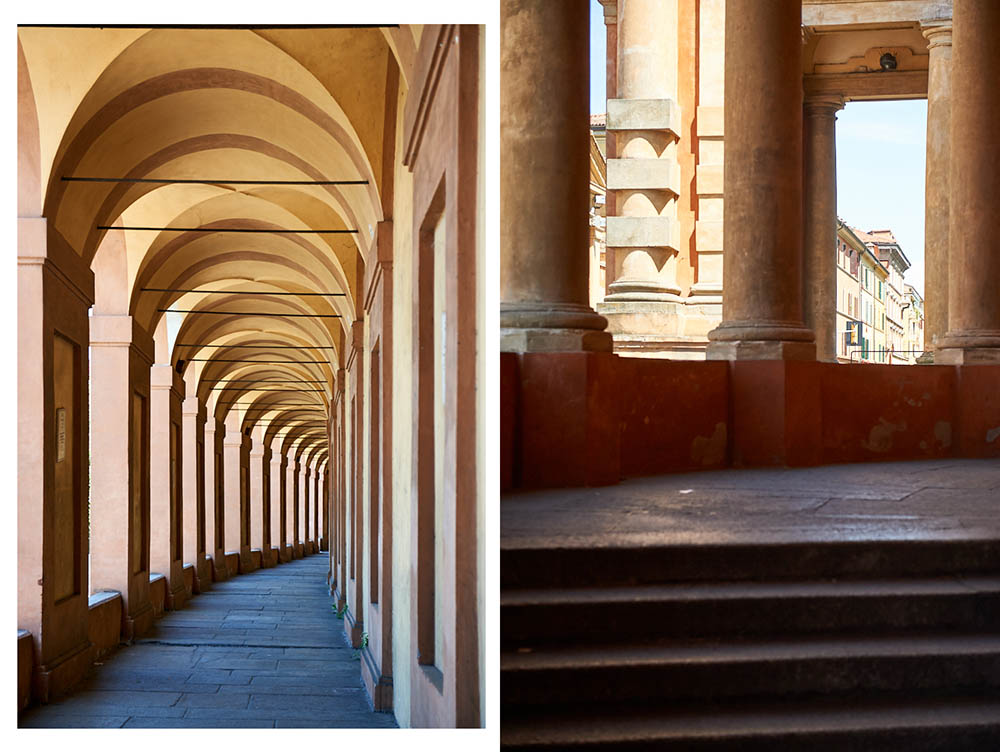 bologna, italy,Santuario della Madonna di San Luca, ursula schmitz, photos and the city,