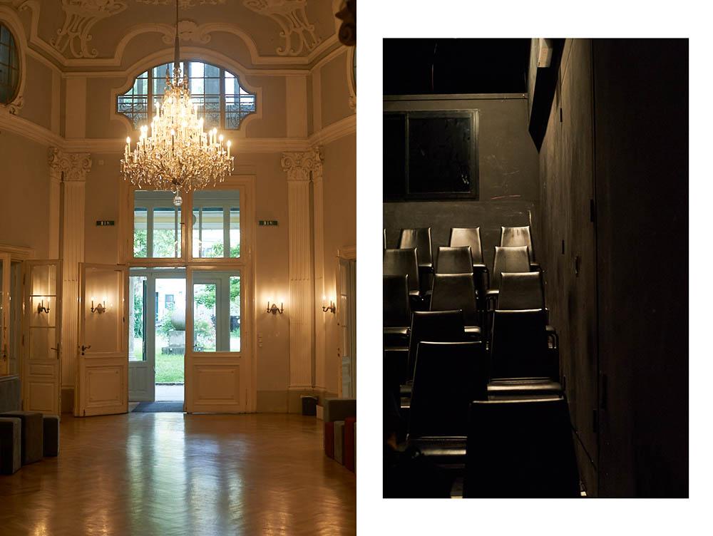 vienna, max reinhardt seminar, actors, actress, university, music, theatre, schloßtheater schönbrunn, palais cumberlandt