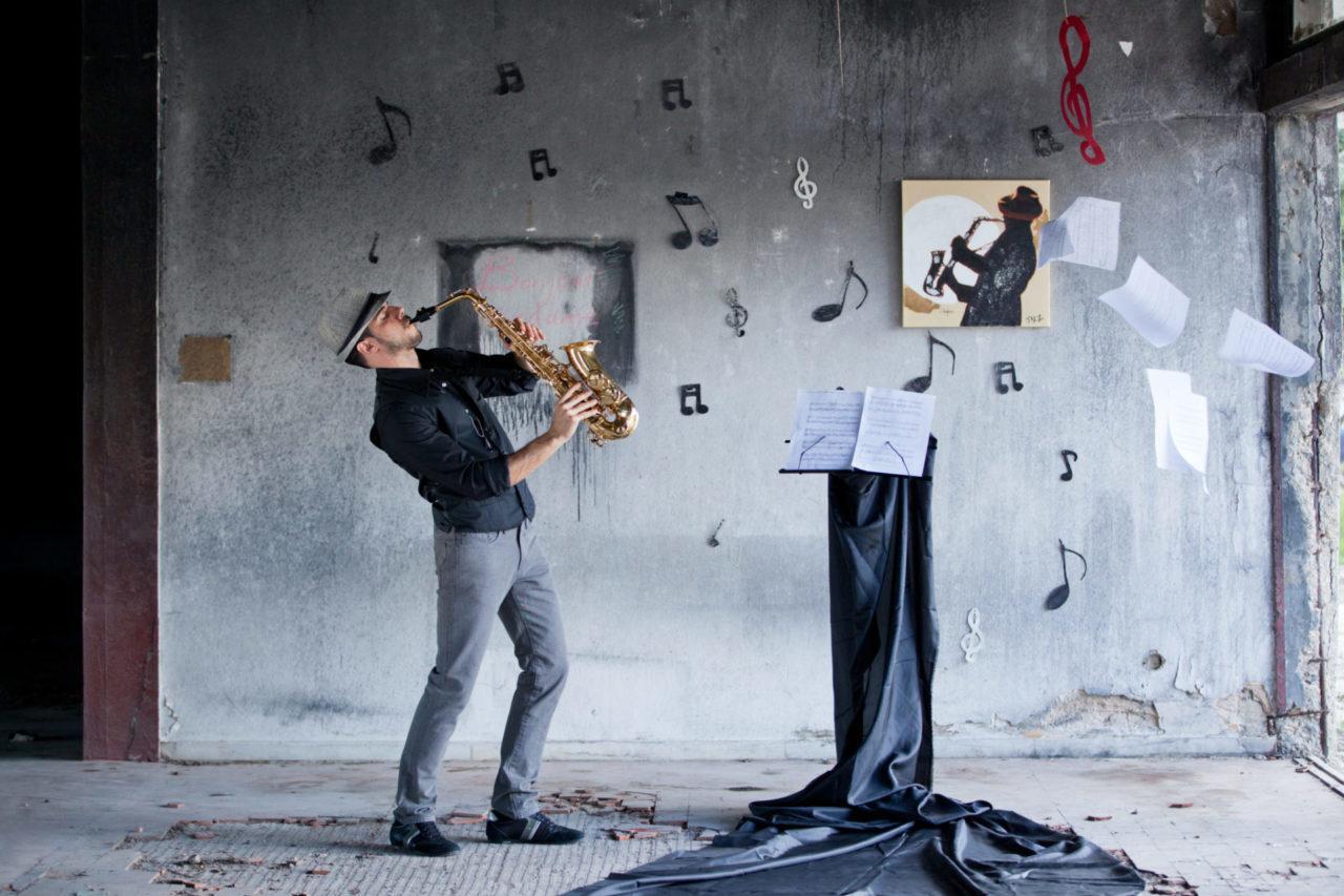 Σαξοφωνιστας