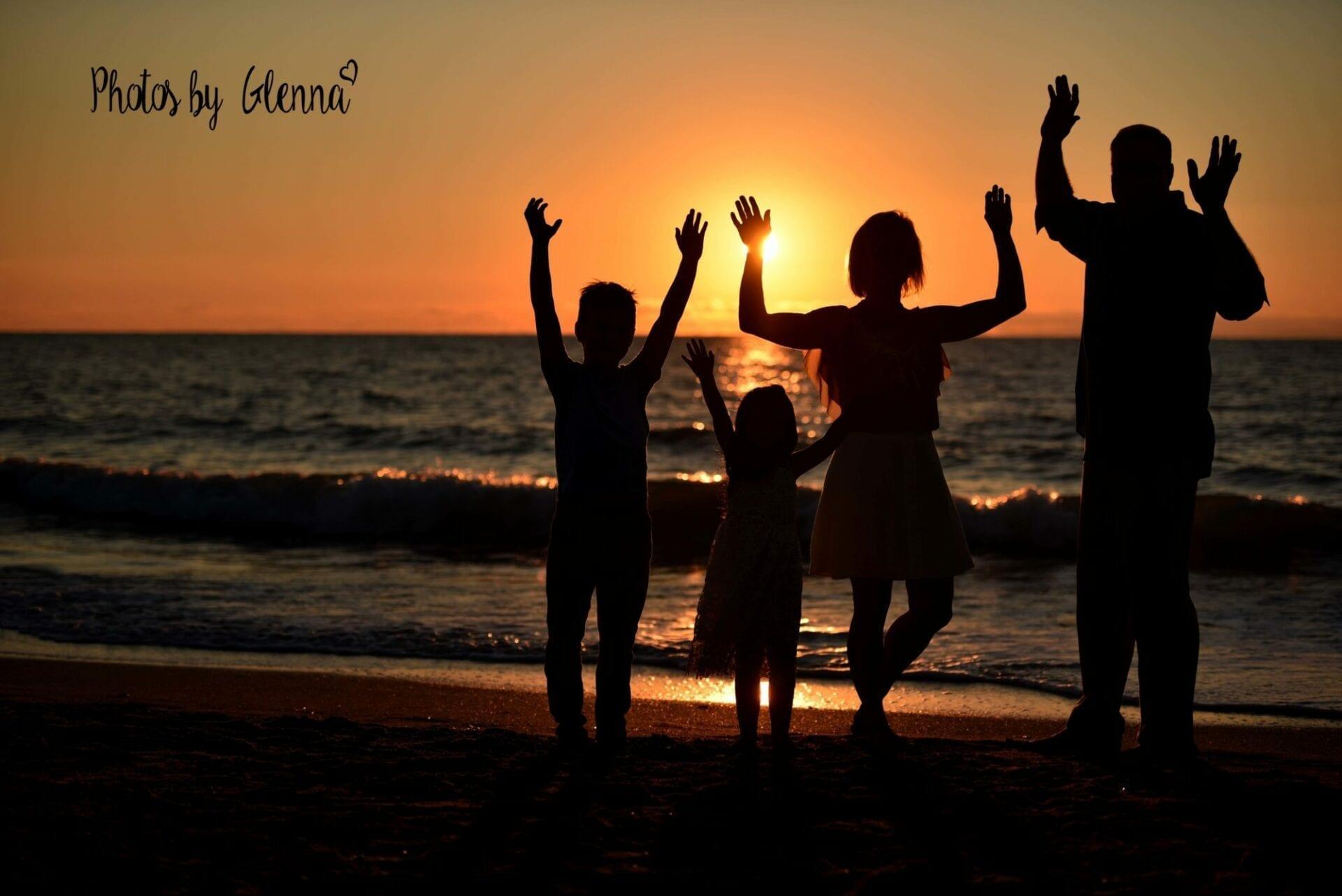 Sanibel-Island-family -beach -pictures