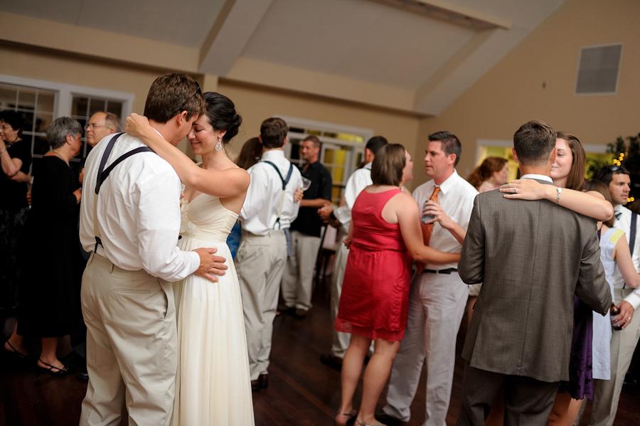 Southport Community Building Wedding