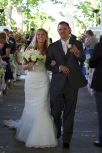 Mr. and Mrs. Nick Haubach