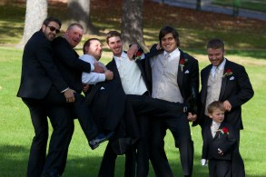 Groomsmen Wedding Photography