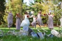 Wedding Party Jump
