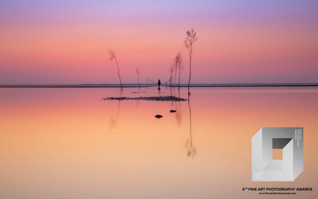 JydskeVestkysten skriver om min placering ved Fine Art Photography Awards