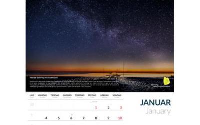Danmarks Naturfredningsforenings Naturkalender 2021