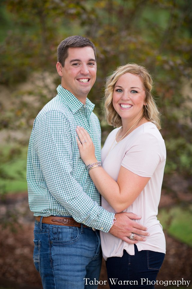 tulsa engagement photographer