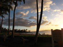 The Grand Wailea Beach