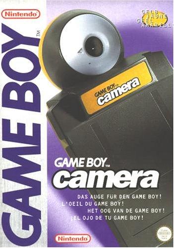 Nintendo Game Boy Kamera