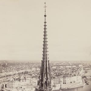Notre-Dame de Paris en 1864