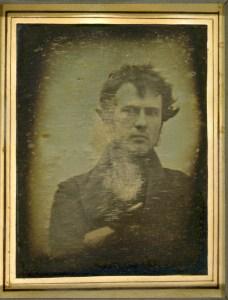 Première photo de portrait d'un homme – 1839