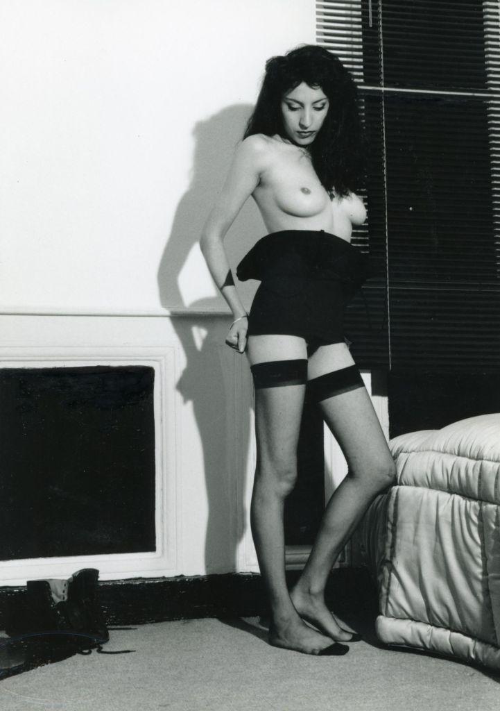 Photo sensuelle Desbois femme 9