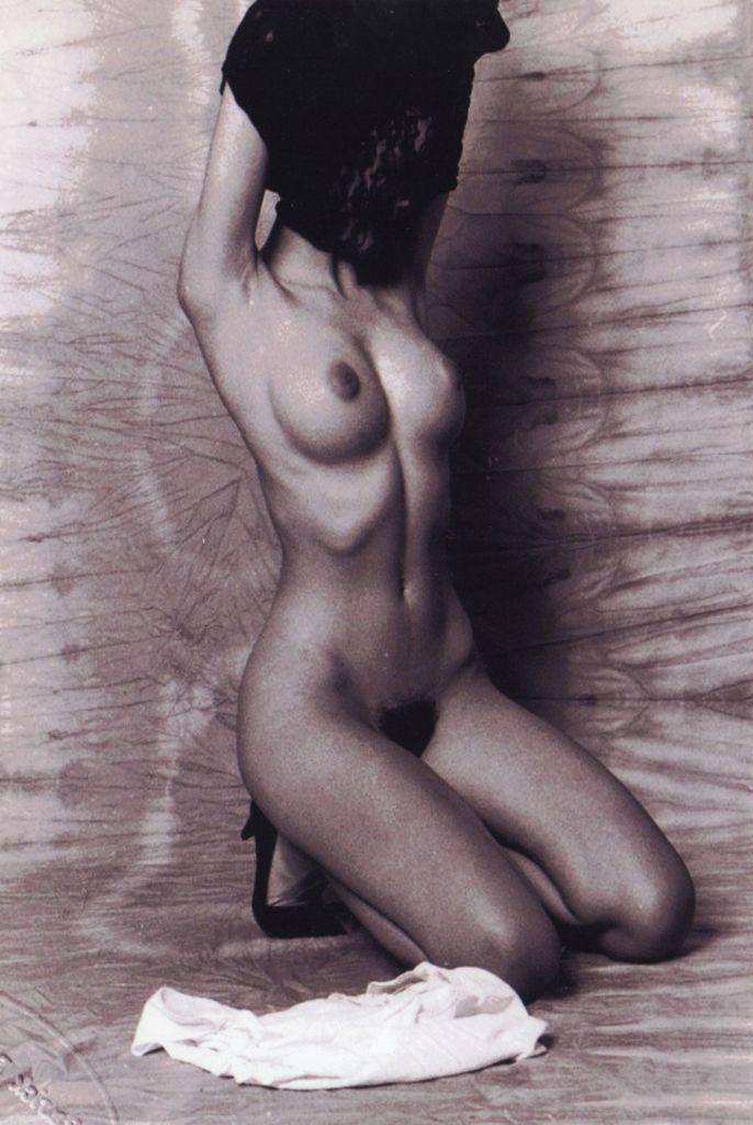 Photo sensuelle Desbois femme 2
